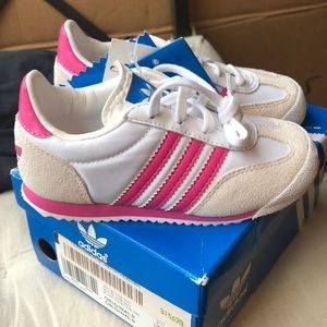 Adidas blinker 1 size 8 toddler